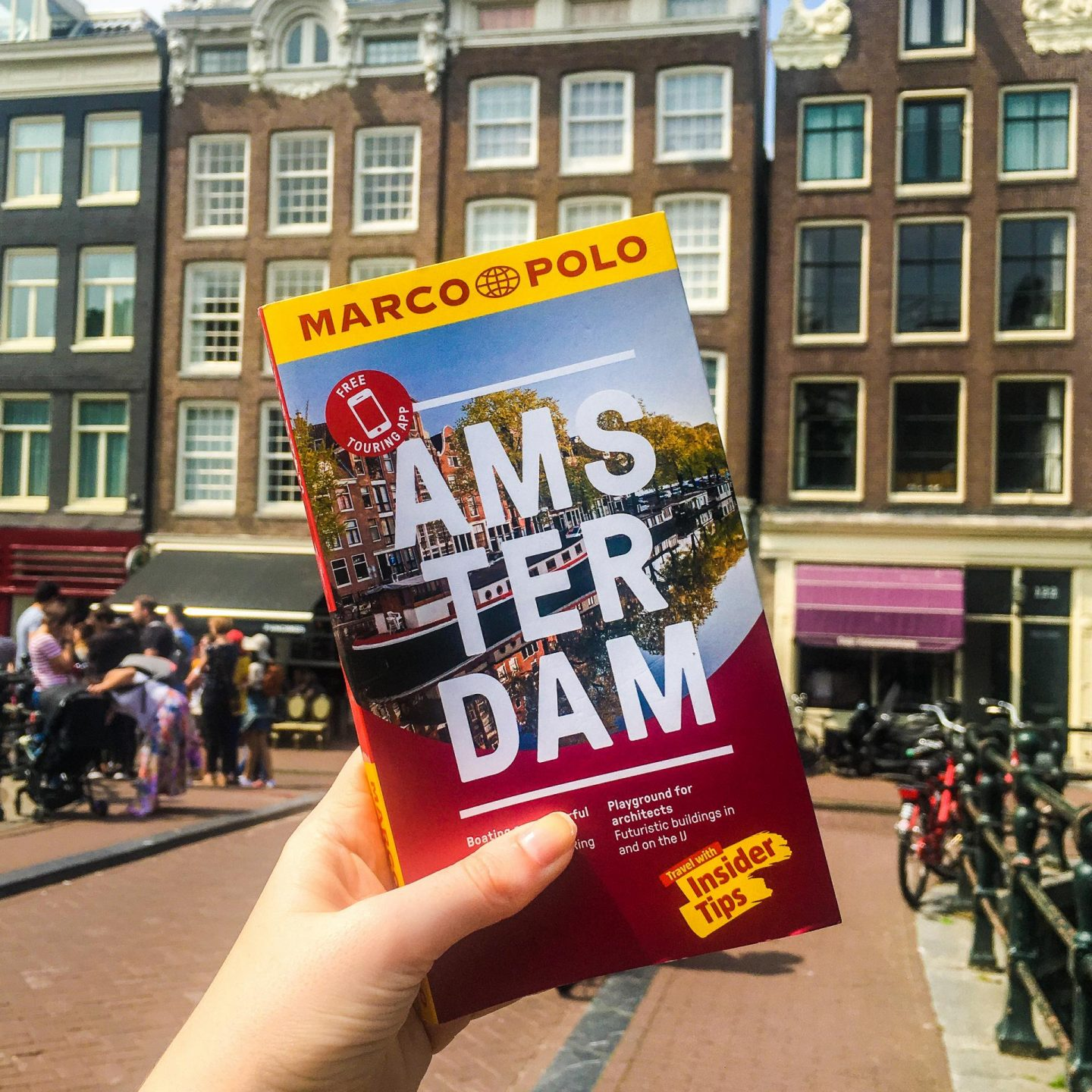 Three Days in Amsterdam with Marco Polo Guides - Rachel Nicole UK Travel Blogger