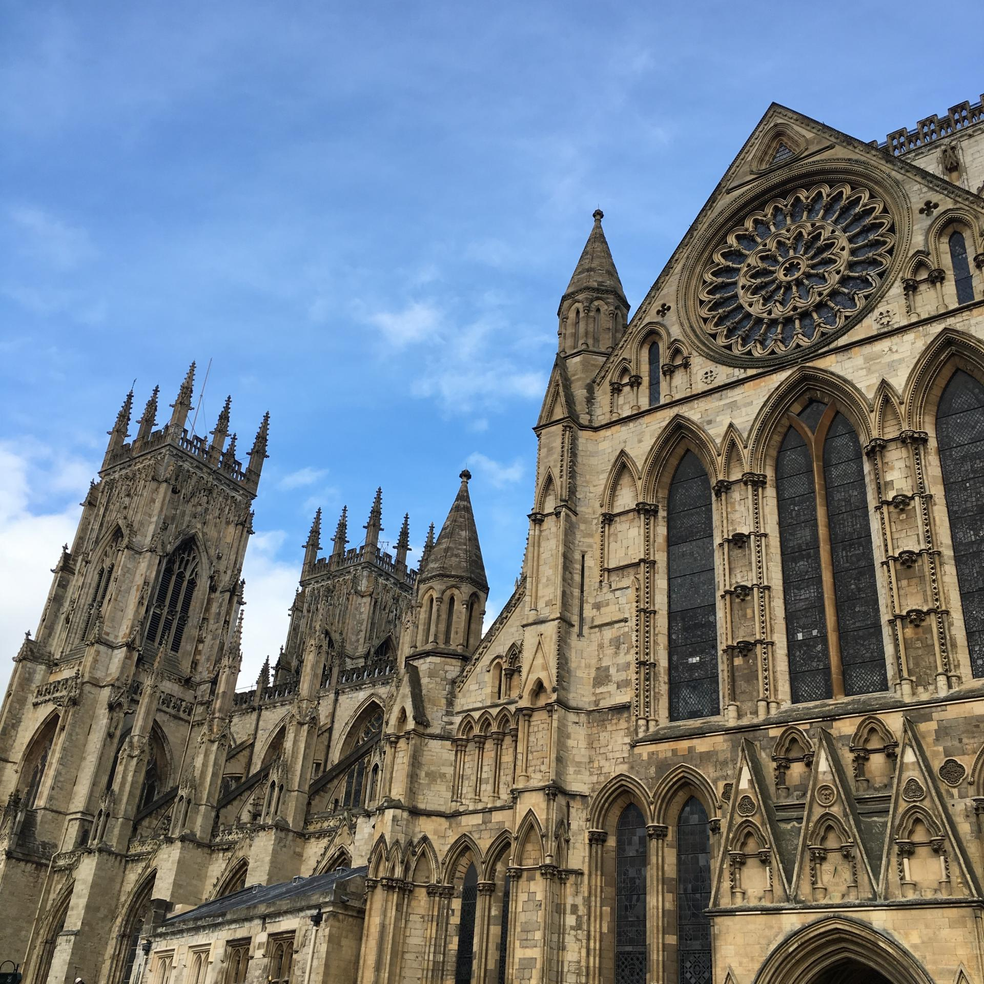 What did the UK's cities used to look like? York City Centre - Rachel Nicole UK Blogger