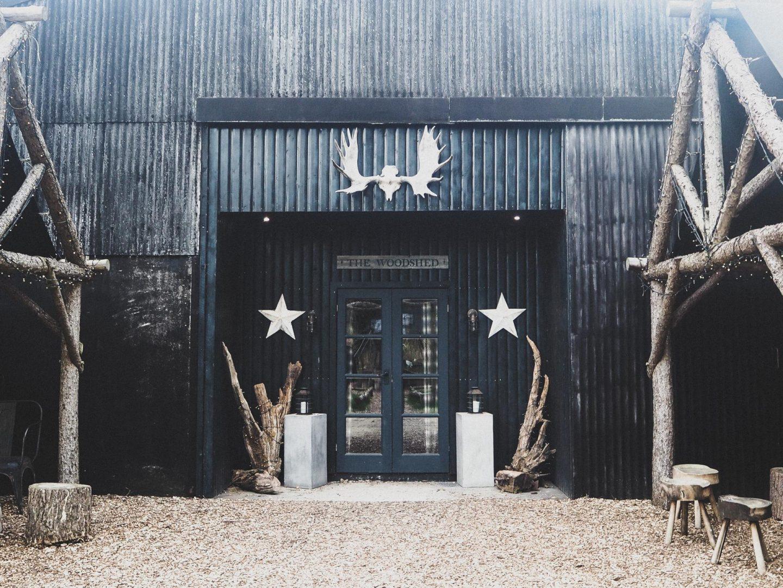 North Star Club, Sancton - The Woodshed - Rachel Nicole UK Travel Blogger