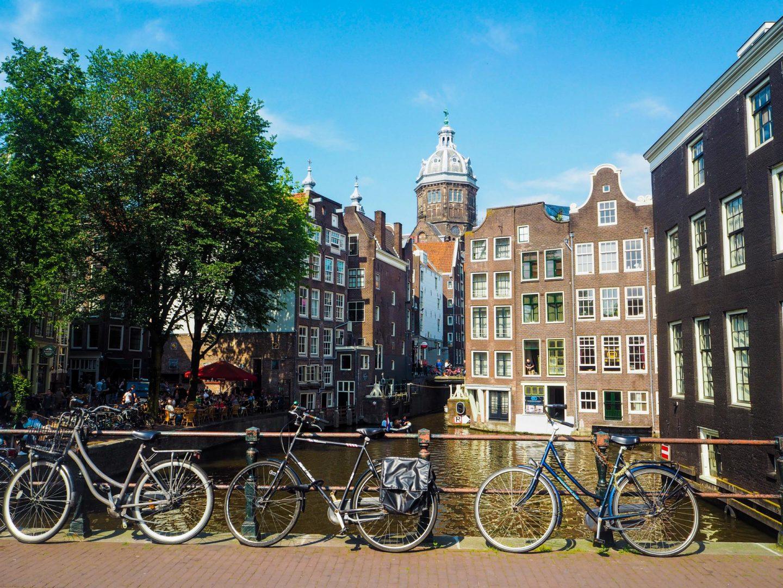 Three Days in Amsterdam - Rachel Nicole UK Travel Blogger