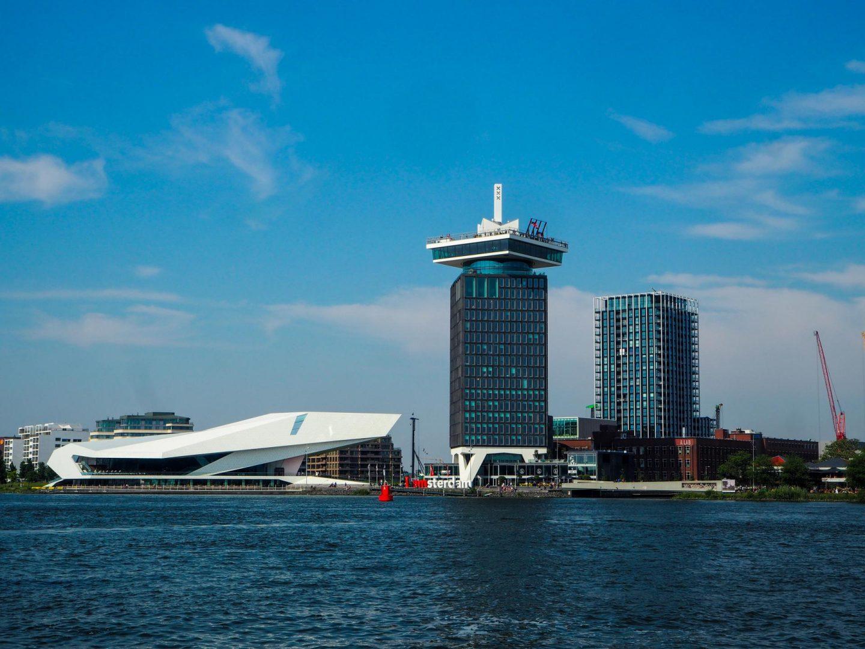 Three Days in Amsterdam, A'Dam Lookout - Rachel Nicole UK Travel Blogger