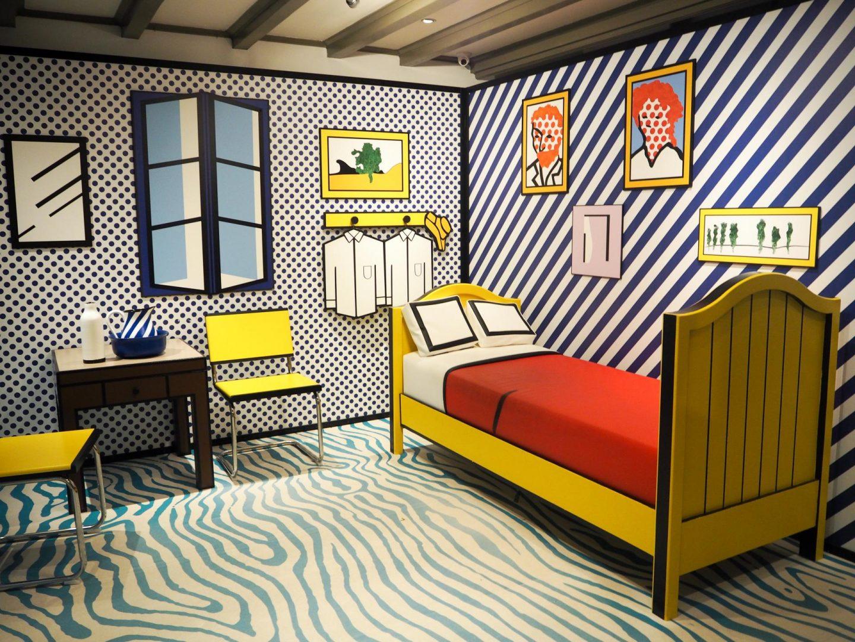 Three Days in Amsterdam, MOCO Museum - Rachel Nicole UK Travel Blogger