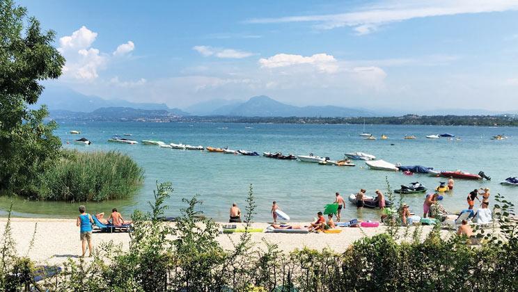 Five Destinations Perfect for a Eurocamp Trip This Summer - Lake Garda - Rachel Nicole UK Blogger
