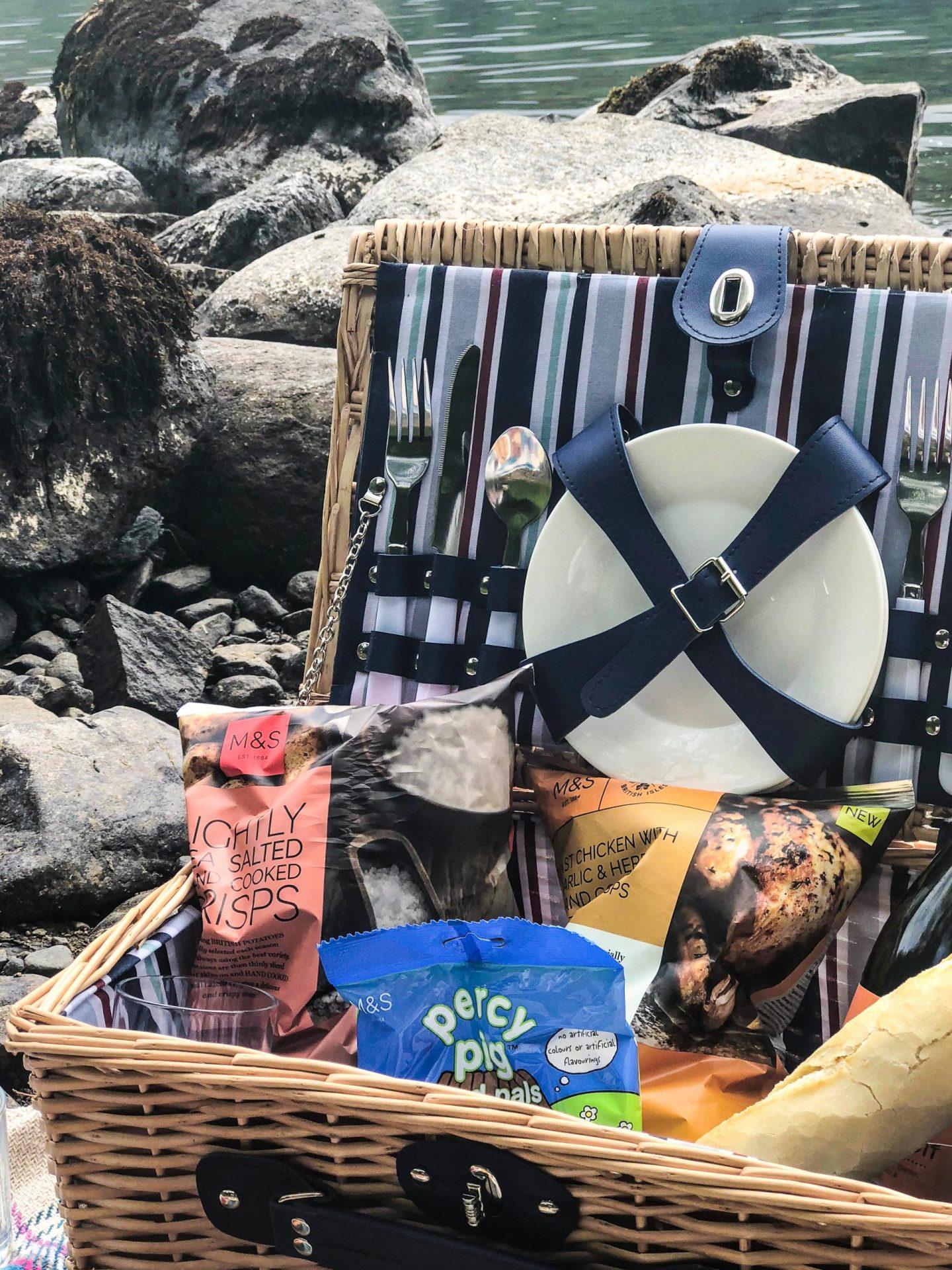 Exploring the Lake District & A Picnic with Studio.co.uk - Rachel Nicole UK Blogger