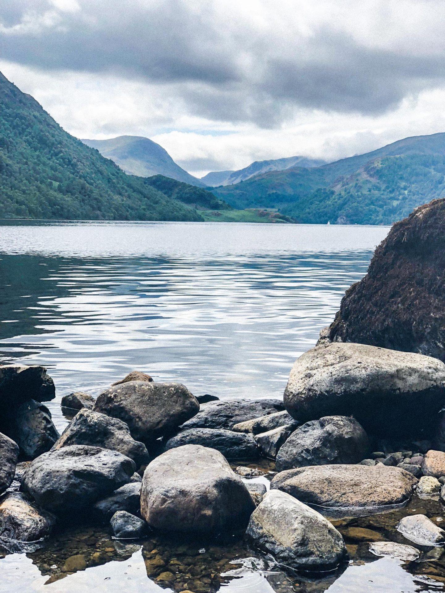 Exploring the Lake District & A Picnic with Studio.co.uk, Ullswater - Rachel Nicole UK Blogger