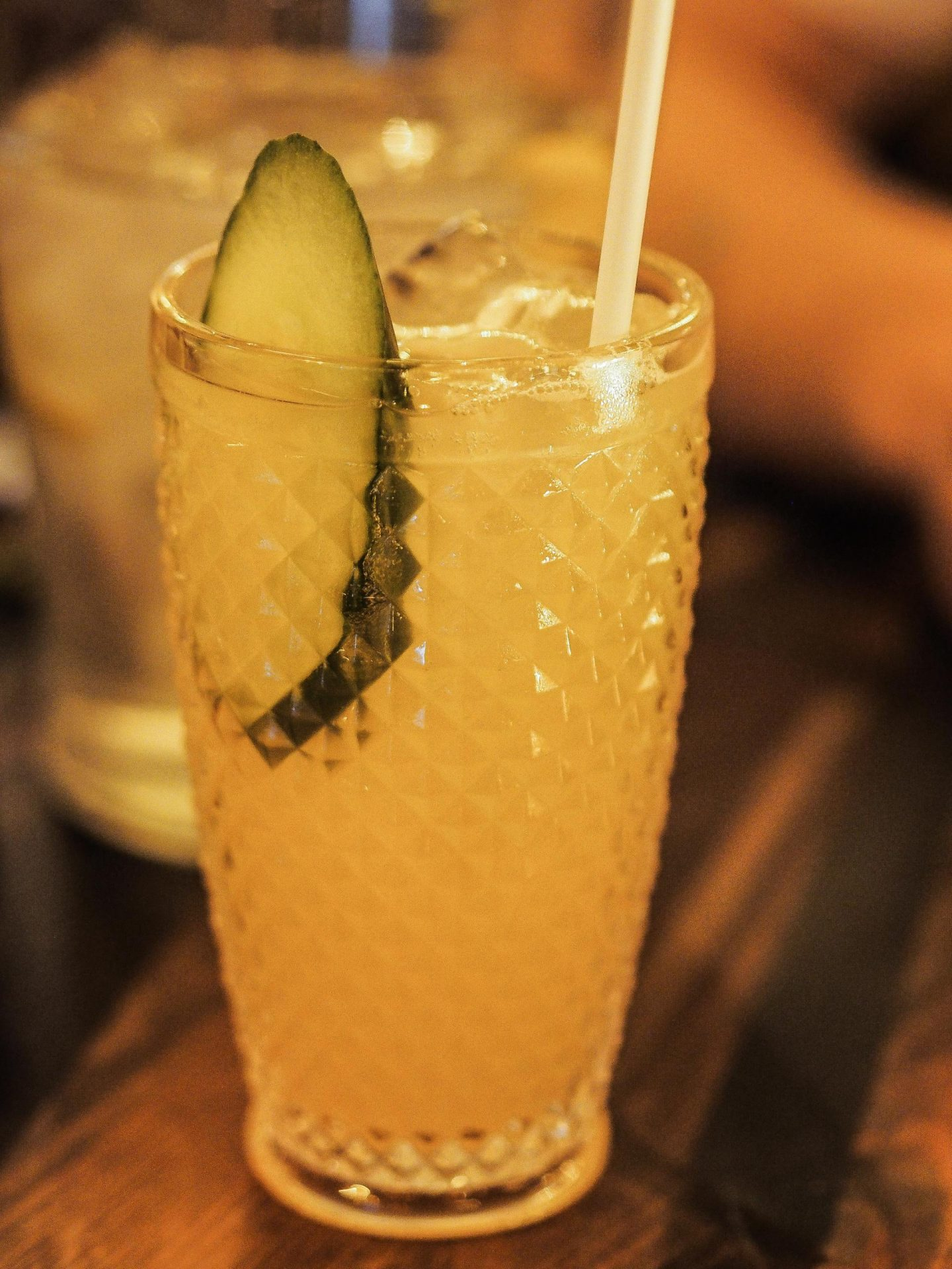 The English Garden Cocktail at The Cosy Club, York Review - Rachel Nicole UK Blogger