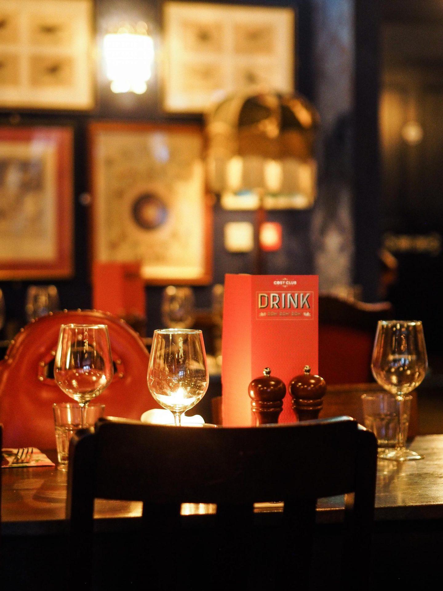 The Cosy Club, York Review - Rachel Nicole UK Blogger