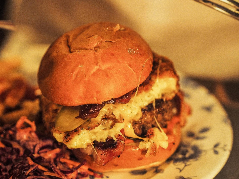 Major General Burger at The Cosy Club, York Review - Rachel Nicole UK Blogger