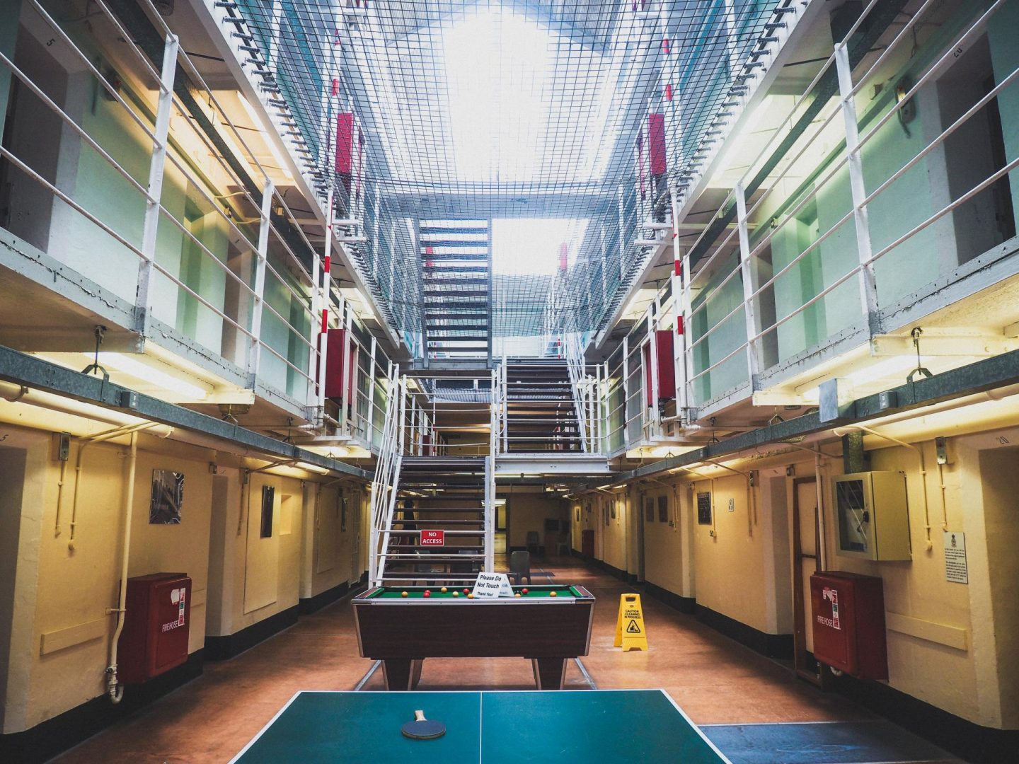 Exploring Aberdeenshire on the North East 250 Route, Peterhead Prison Museum - Rachel Nicole UK Travel Blogger