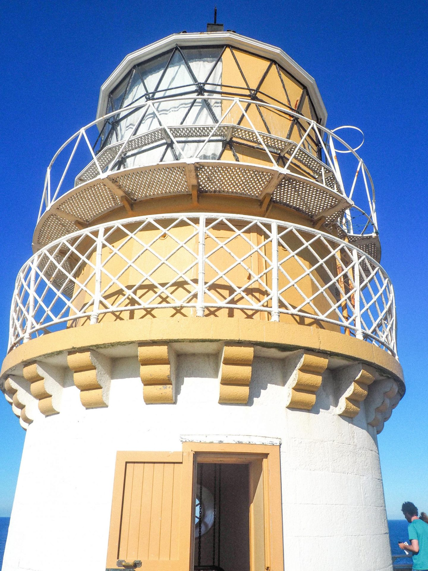 Exploring Aberdeenshire on the North East 250 Route, Museum of Lighthouses, Fraserburgh - Rachel Nicole UK Travel Blogger