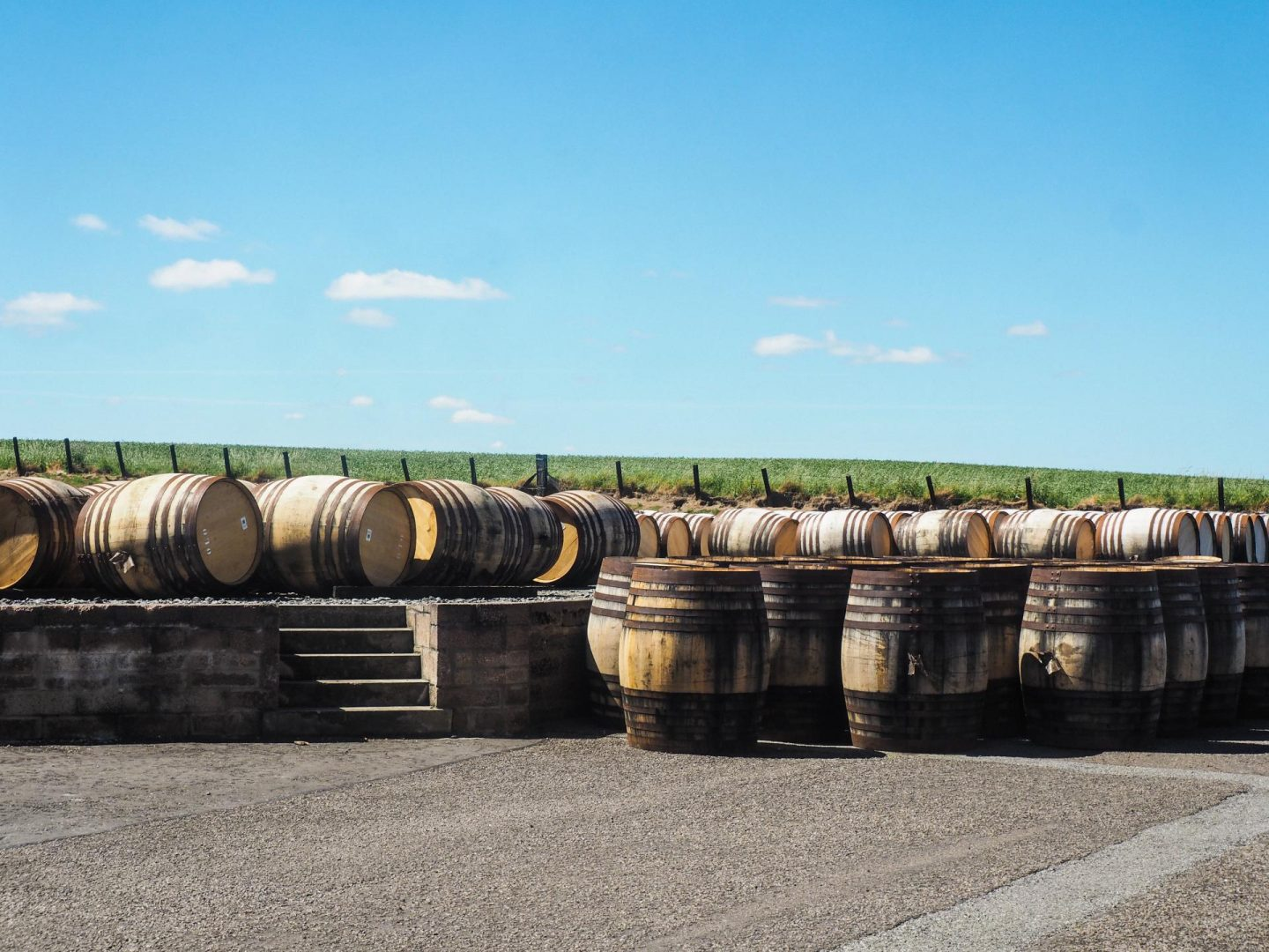 Exploring Aberdeenshire on the North East 250 Route, Glenglassaugh Whisky Distillery - Rachel Nicole UK Travel Blogger
