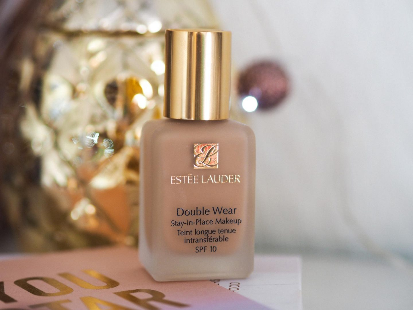Three Face Products I'm Currently Loving at Notino.co.uk, Estee Lauder Double Wear Foundation - Rachel Nicole UK Blogger