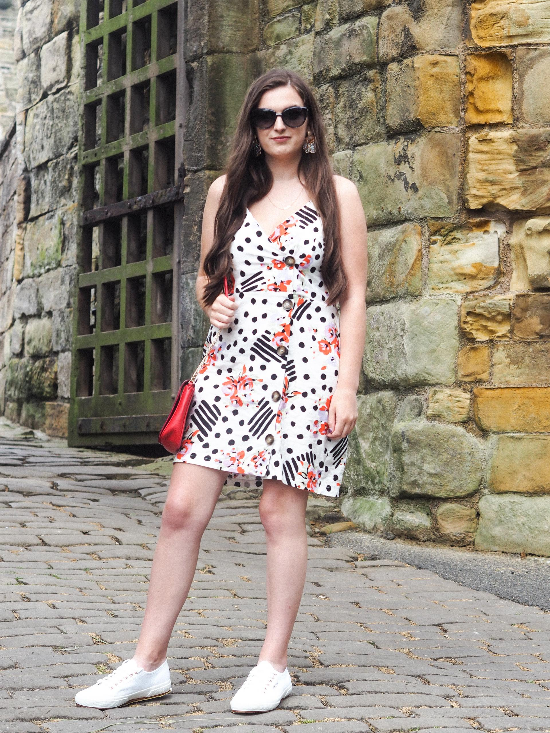 Pretty Polka Dot Prints at Primark - Rachel Nicole UK Blogger