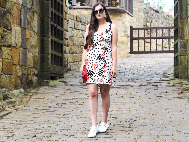 Pretty Polka Dot Prints at Primark - Rachel Nicole UK Blogger