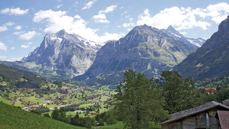 Five Destinations Perfect for a Eurocamp Trip This Summer - Interlaken - Rachel Nicole UK Blogger