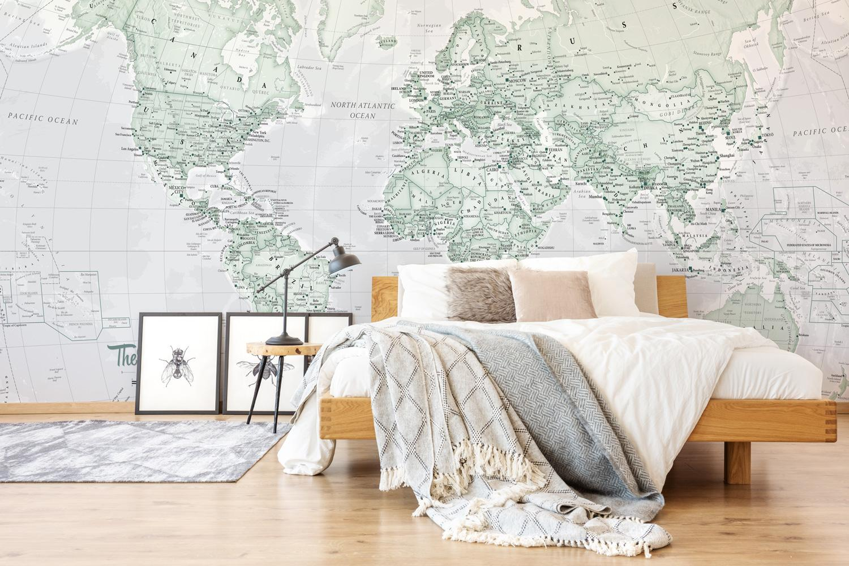 Adding Adventure To Your Home Decor with Wallsauce - Rachel Nicole UK Blogger
