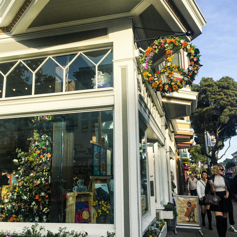 Haight Ashbury, San Francisco - Rachel Nicole UK Blogger