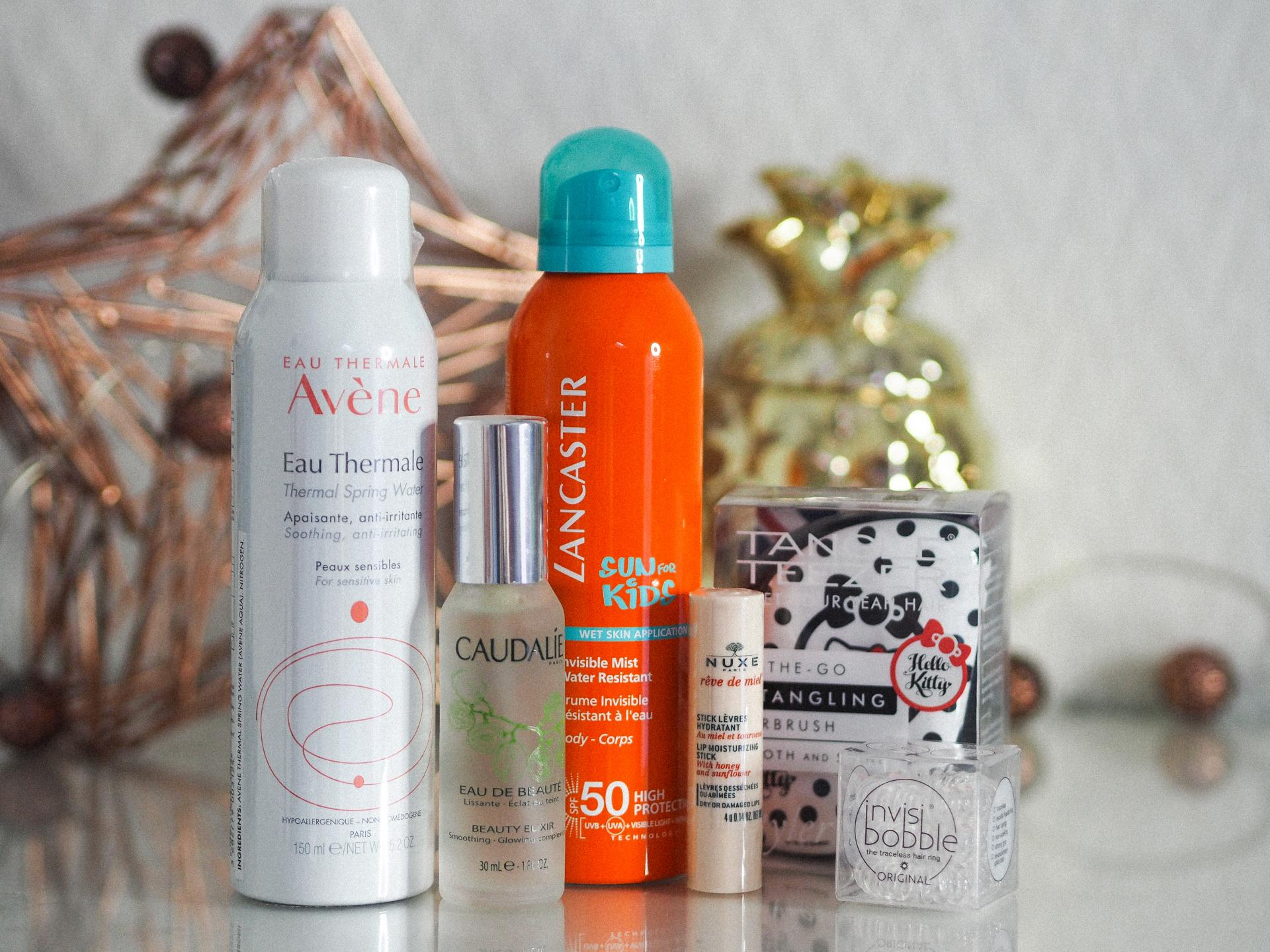 My Top Beauty Products to Take on Holiday with Notino.co.uk - Rachel Nicole UK Blogger