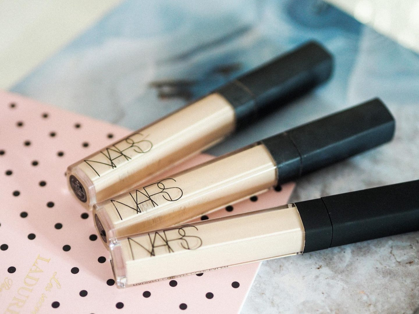 Six Products I will always re-purchase, Nars Creamy Radiant Concealer - Rachel Nicole UK Blogger