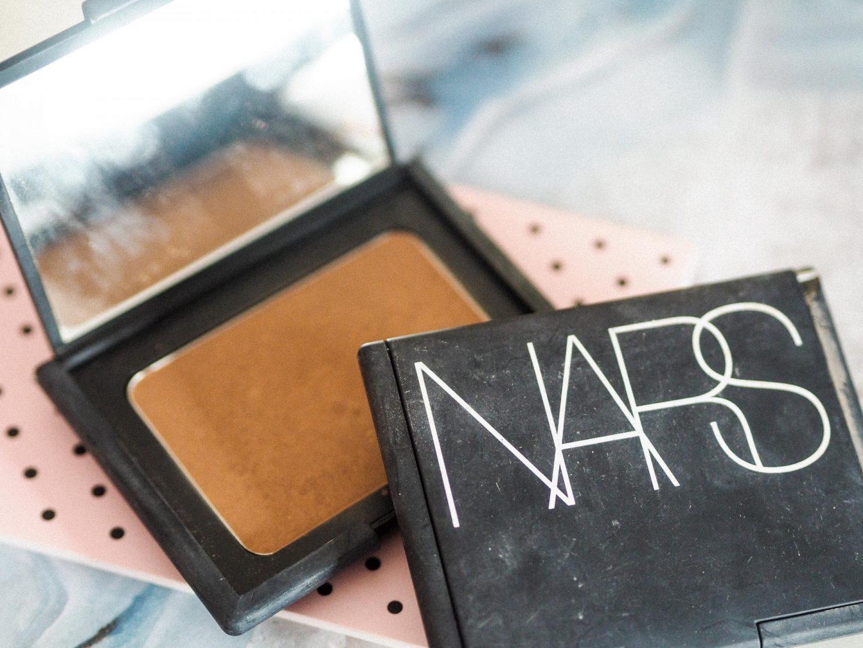 Six Products I will always re-purchase, Nars Laguna Bronzer - Rachel Nicole UK Blogger