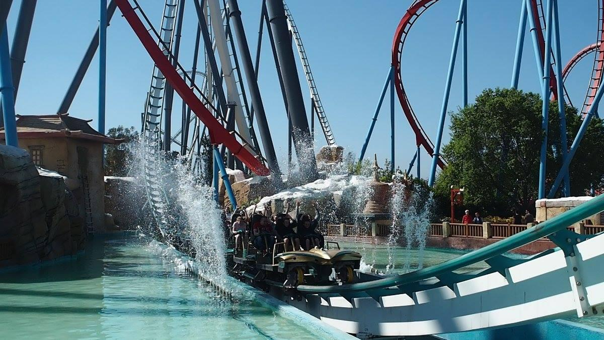 Six Theme Parks to visit in Spain on a Thrill Seeking Holiday, PortAventura - Rachel Nicole UK