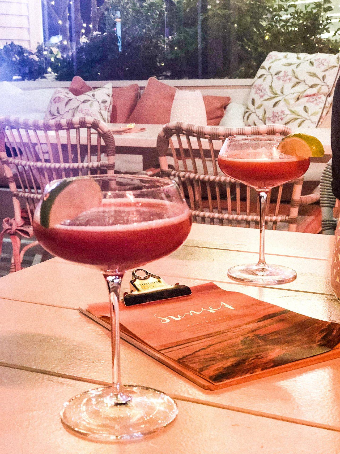 Unique Ideas for Date Night in Manchester, Sunset by Australasia - Rachel Nicole UK Blogger