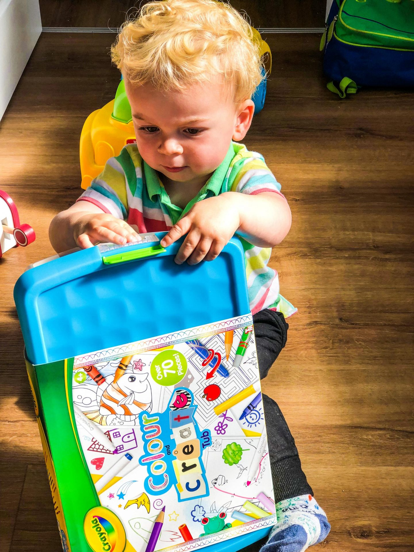 A Day In The Life of a 2 Year Old with Studio.co.uk - Rachel Nicole UK Blogger