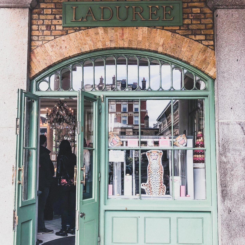 Exploring Covent Garden with Hotels.com, Laduree - Rachel Nicole UK Blogger