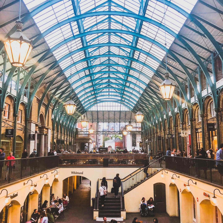Exploring Covent Garden with Hotels.com - Rachel Nicole UK Blogger