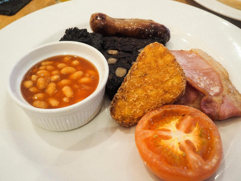 Breakfast At The Hotel Indigo, York - Rachel Nicole UK Travel Blogger