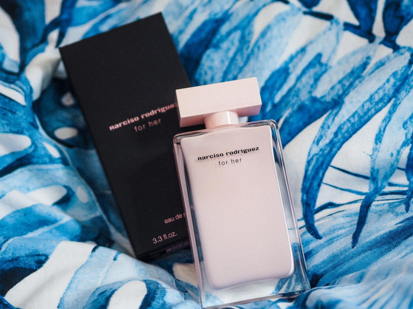 Narciso Rodriguez For Her Eau De Parfum - Rachel Nicole UK Blogger
