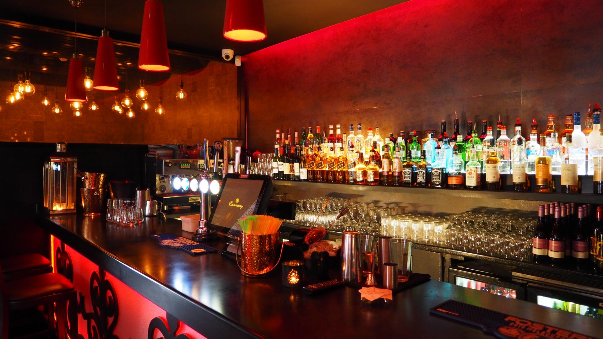 Coping With Your First Bar Job: A Guide - Rachel Nicole UK Blogger