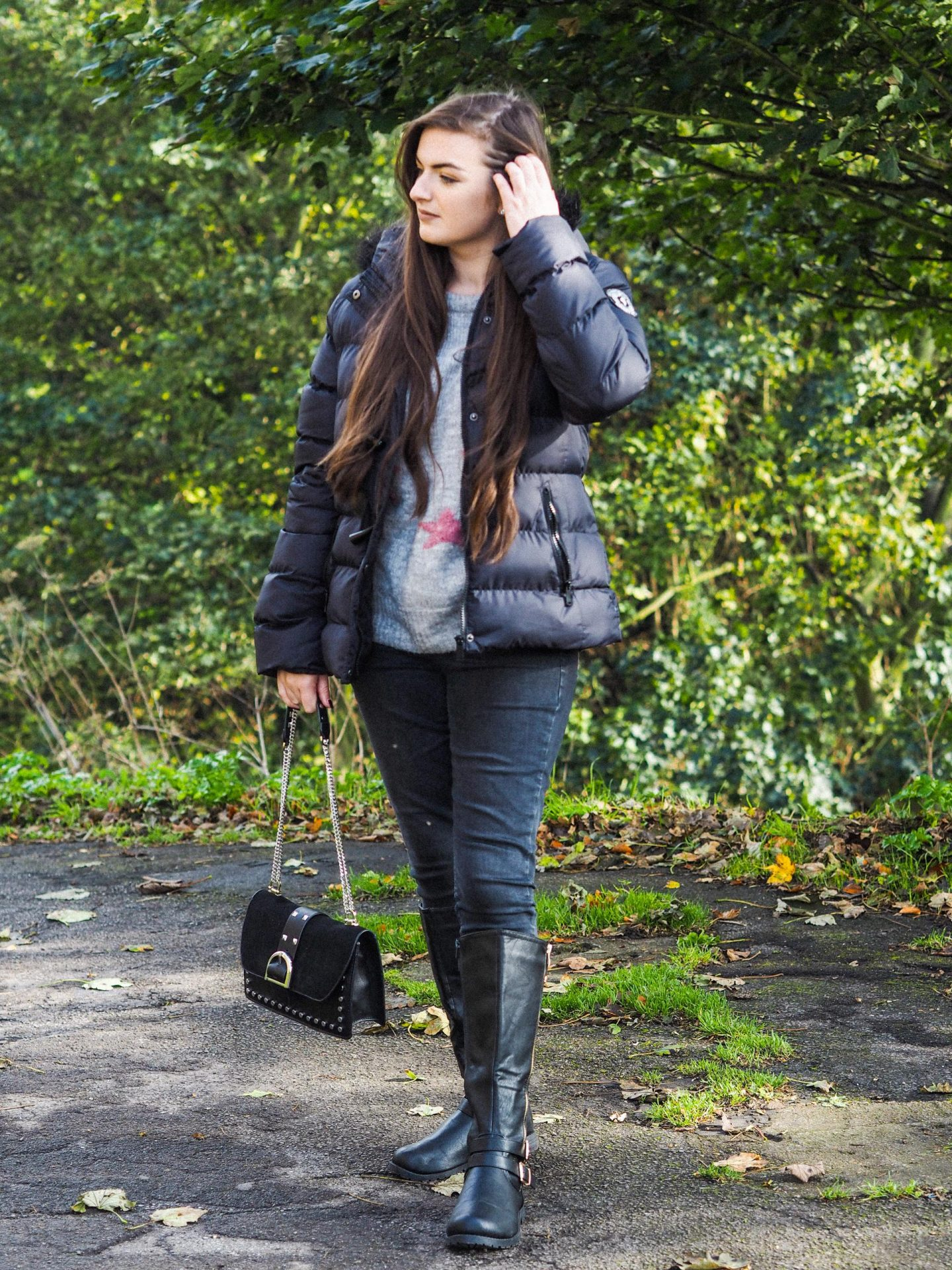 Wrapping up for Autumn with Studio.co.uk - Rachel Nicole UK Blogger