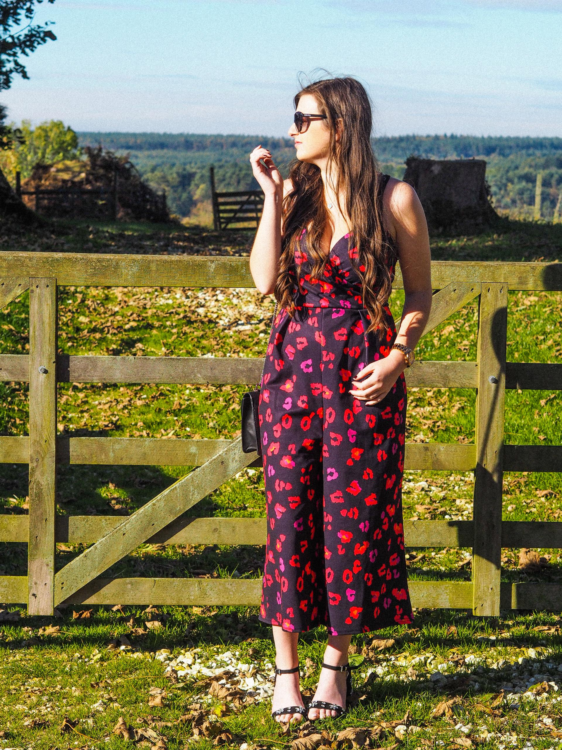 The £50 Outfit Challenge at TK Maxx - Rachel Nicole UK Blogger