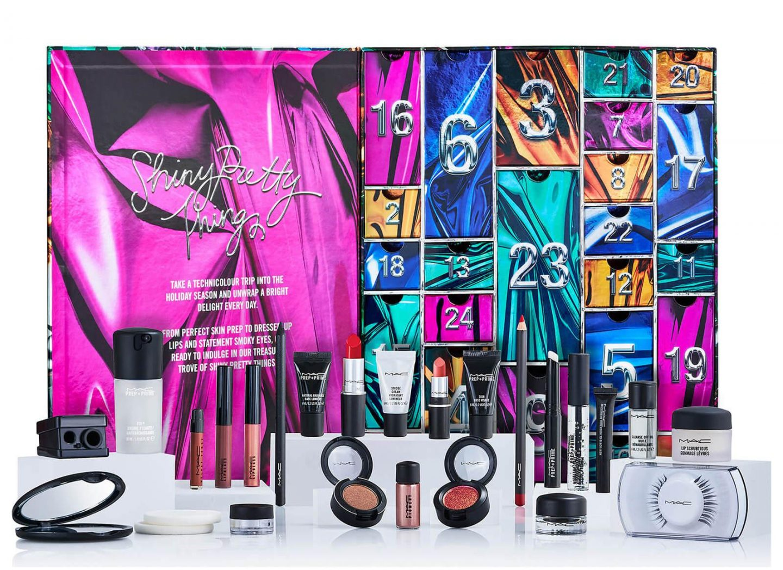My Top 12 Beauty Advent Calendars 2018 MAC Cosmetics - Rachel Nicole UK Blogger