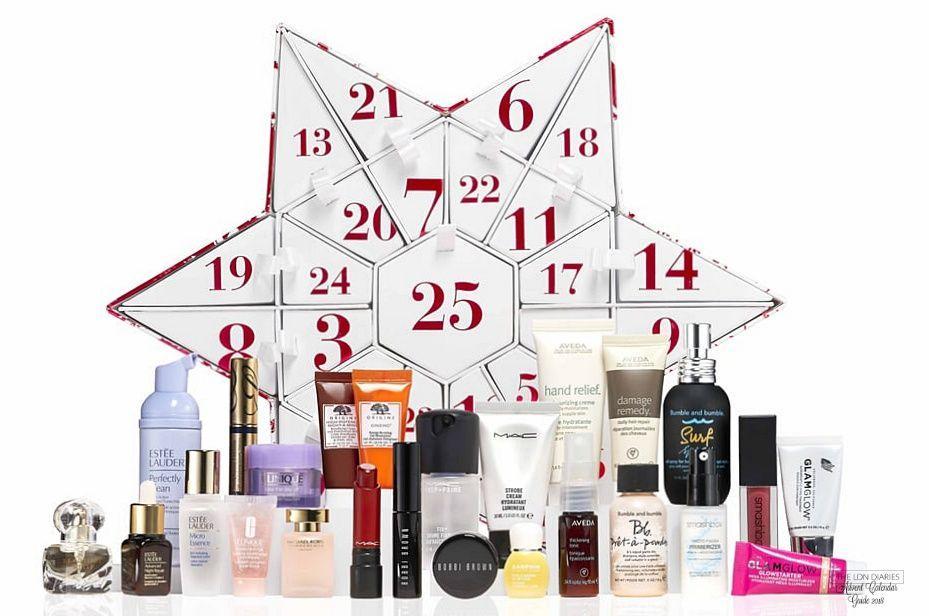 My Top 15 Beauty Advent Calendars 2018 Estee Lauder Companies - Rachel Nicole UK Blogger