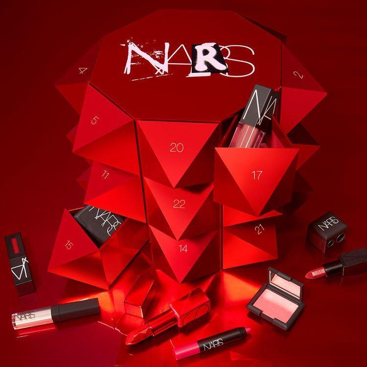 My Top 12 Beauty Advent Calendars 2018 NARS - Rachel Nicole UK Blogger