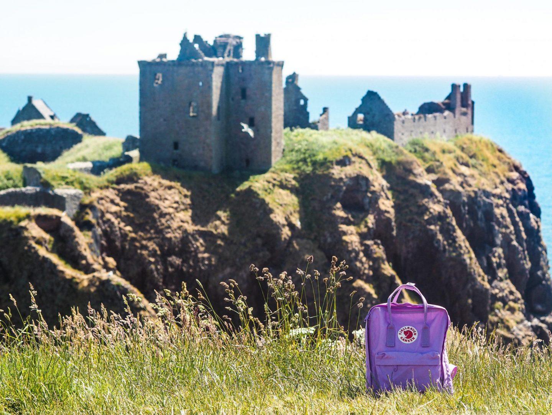 What's in My Fjallraven Kanken Backpack Whilst Travelling? - Rachel Nicole UK Blogger