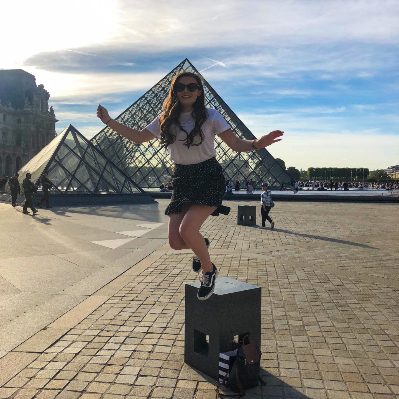My Five Favourite Places in Paris - Rachel Nicole UK Blogger