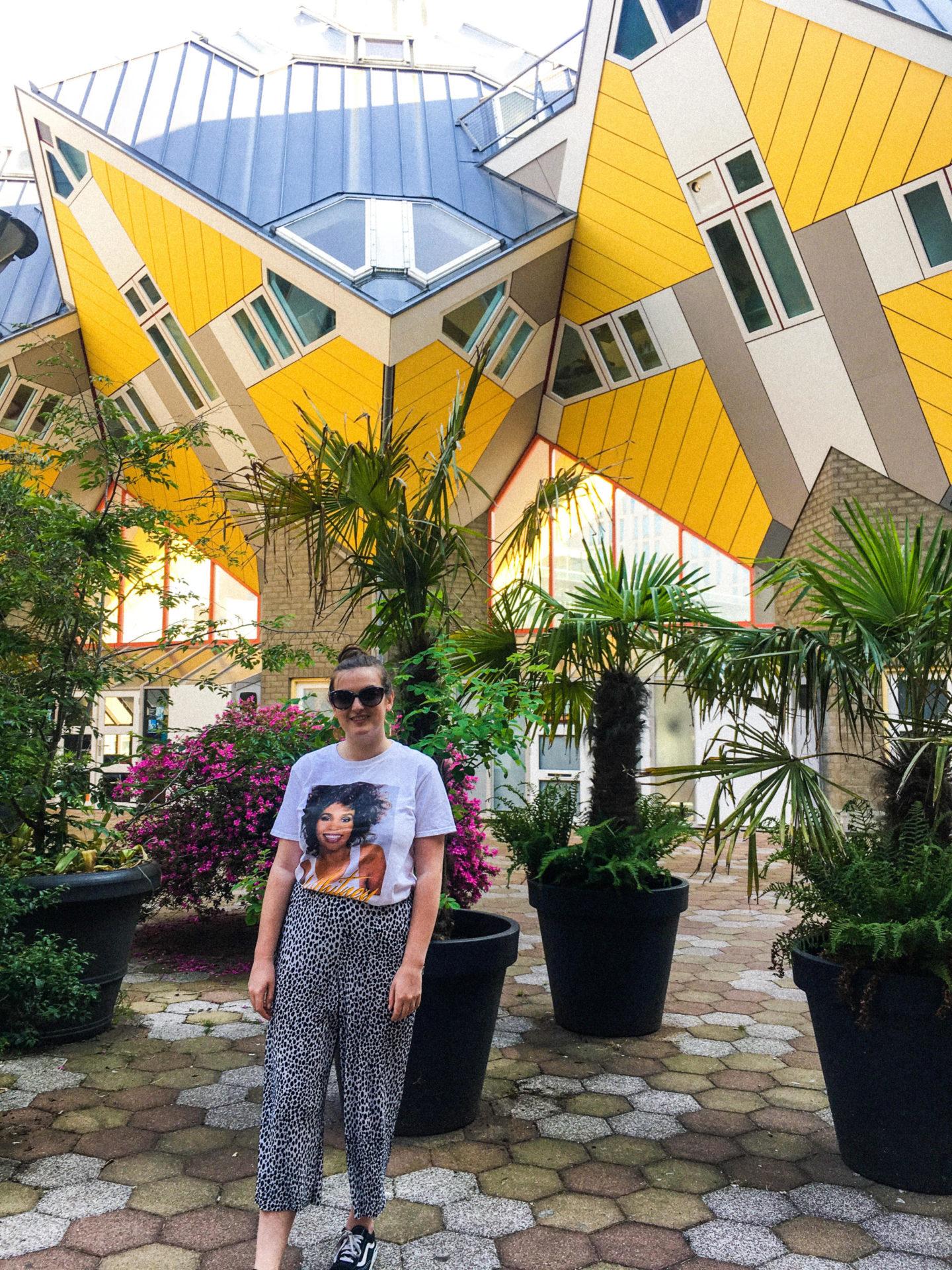 Rotterdam Day Trip - Rachel Nicole UK Blogger