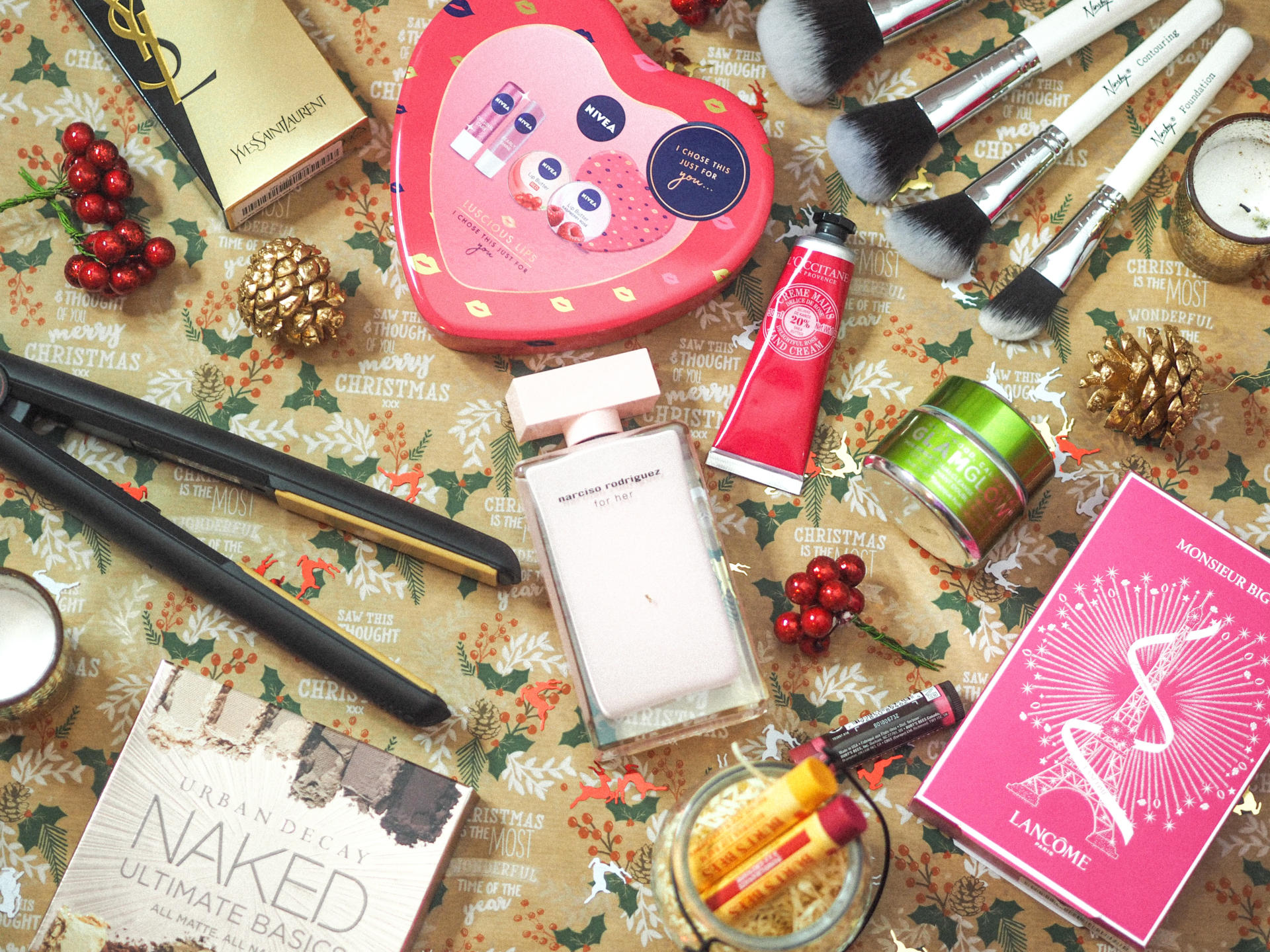Christmas Gift Guide 2018: For Beauty Lovers - Rachel Nicole UK Blogger