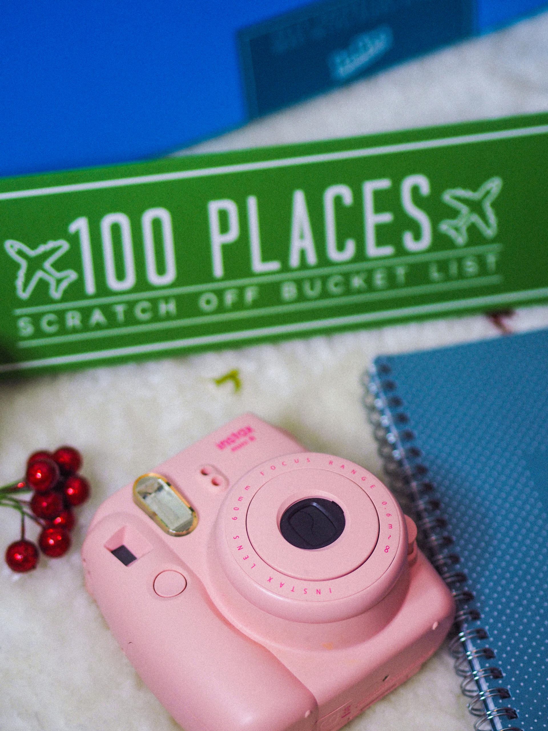 Christmas Gift Guide 2018: For Globe Trotters - Rachel Nicole UK Blogger