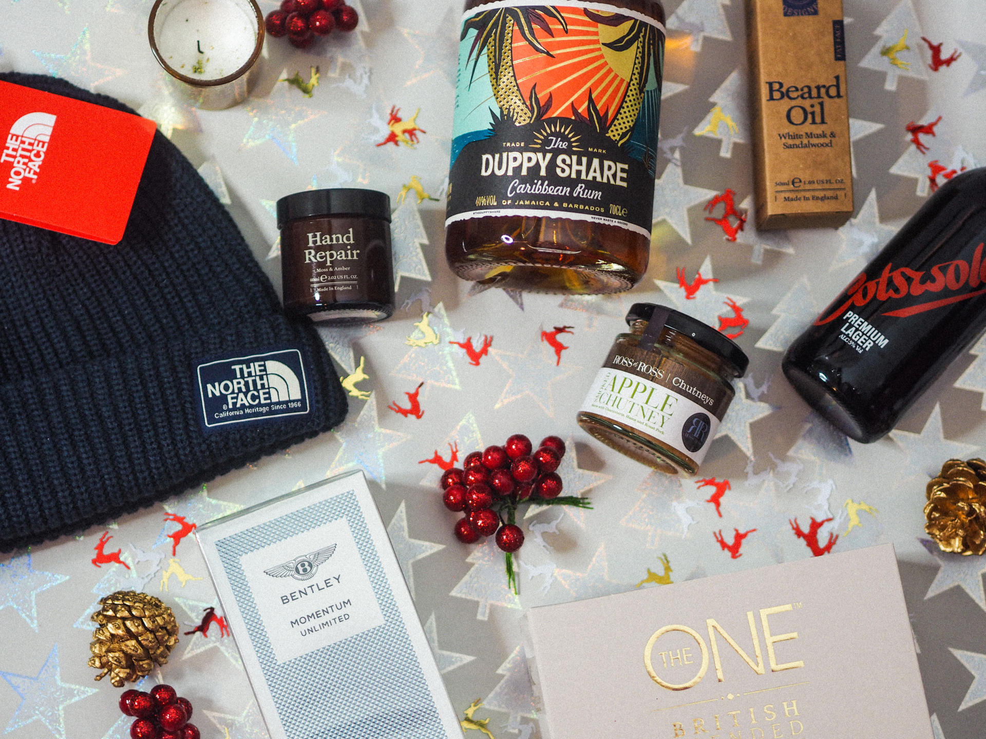 Christmas Gift Guide 2018: For Him - Rachel Nicole UK Blogger