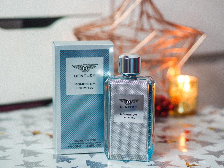 Win a Bottle of Bentley Momentum Unlimited - Rachel Nicole UK Blogger