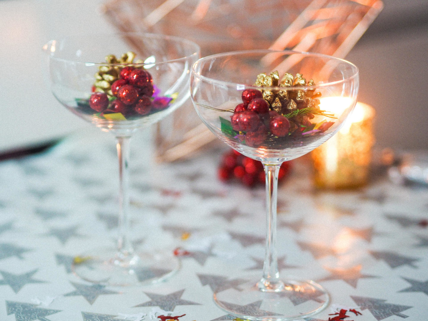 Win a Set of ProCook Crystal Champagne Saucers - Rachel Nicole UK Blogger