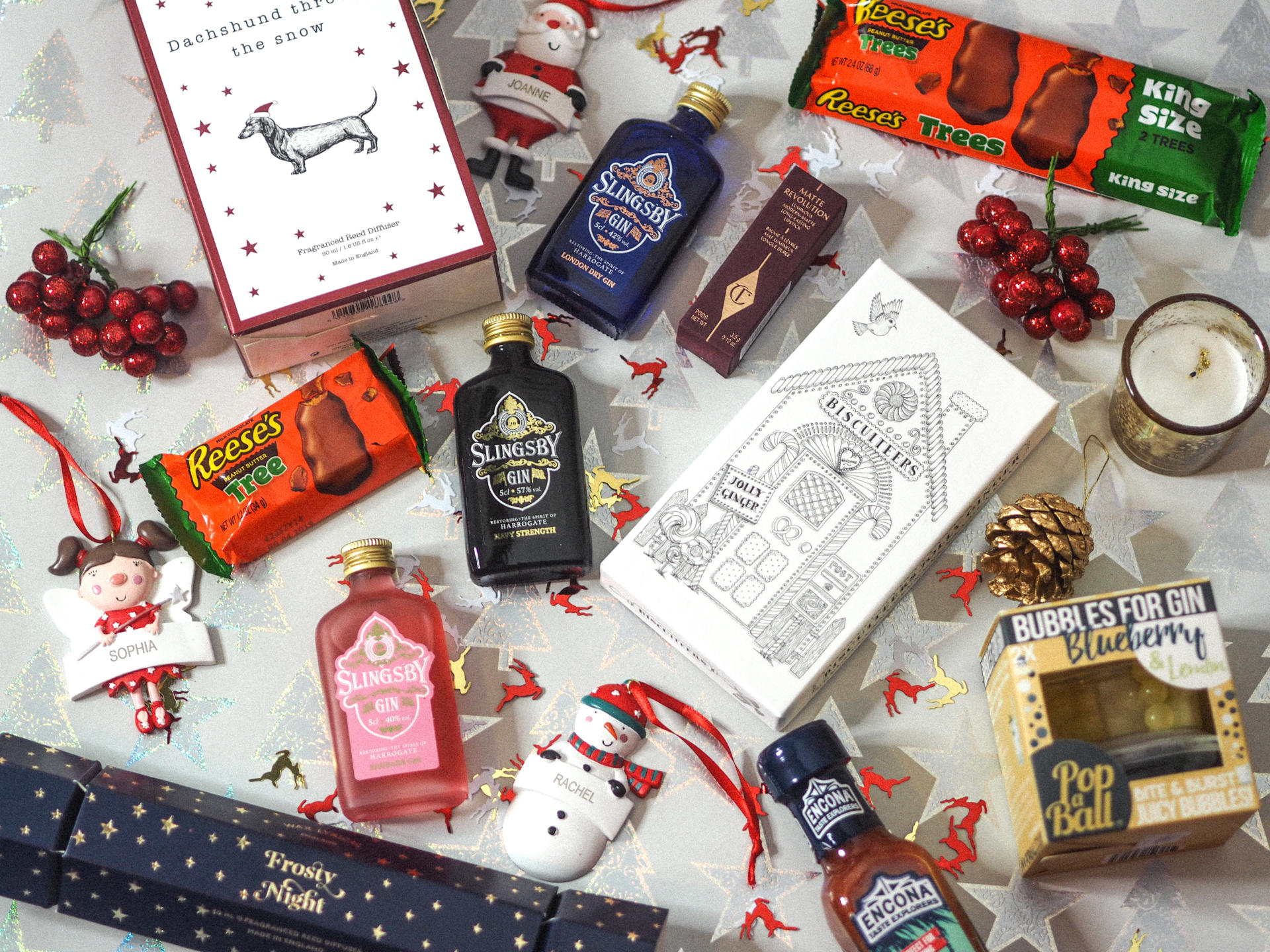 Christmas Gift Guide 2018: Stocking Fillers - Rachel Nicole UK Blogger