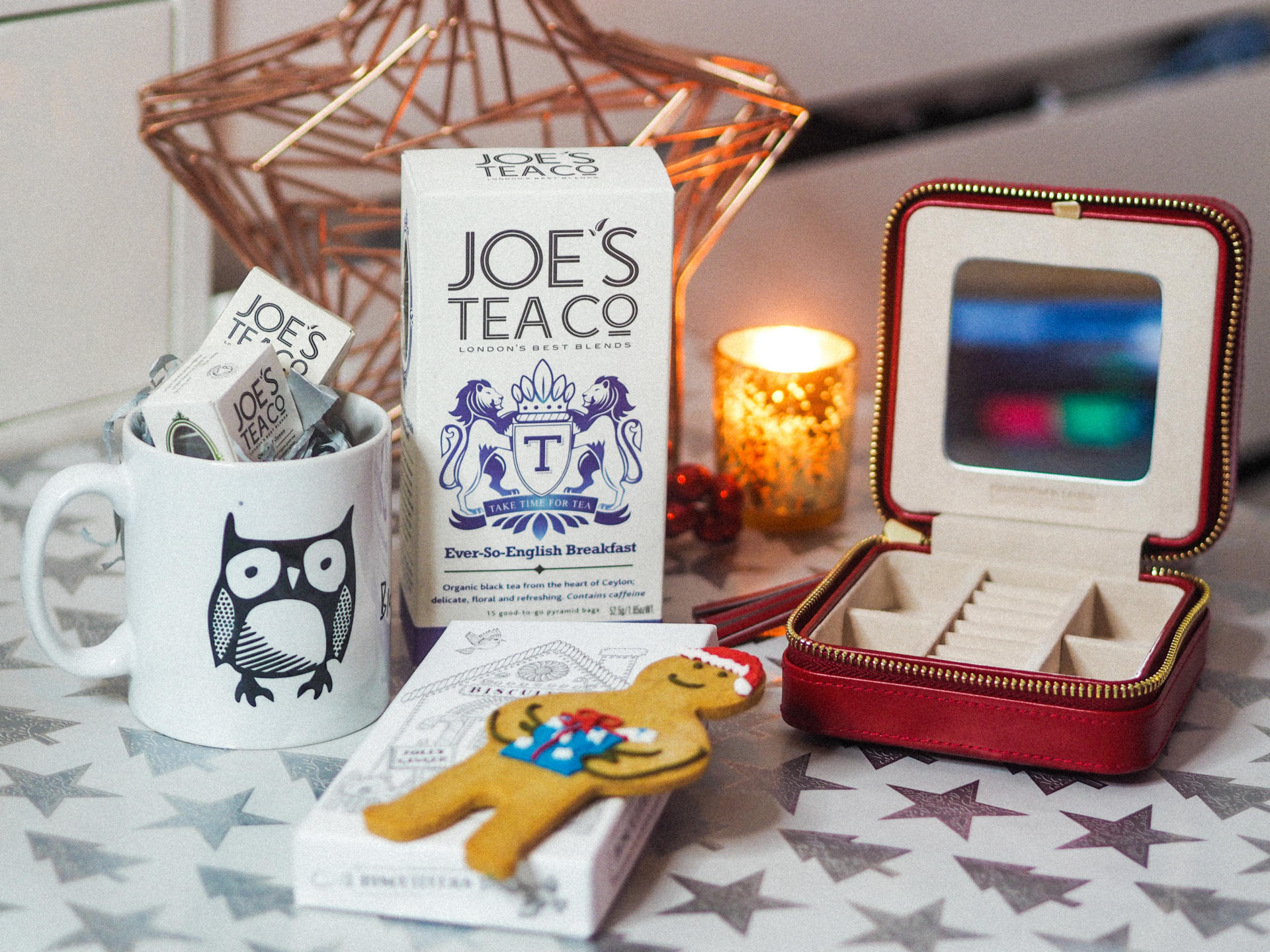 Christmas Winter Warmer Hamper with Blogger Hive - Rachel Nicole UK Blogger