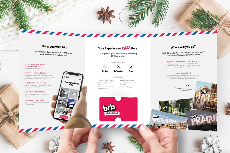 Christmas Gift Guide 2018: For Globe Trotters - Rachel Nicole UK Blogger