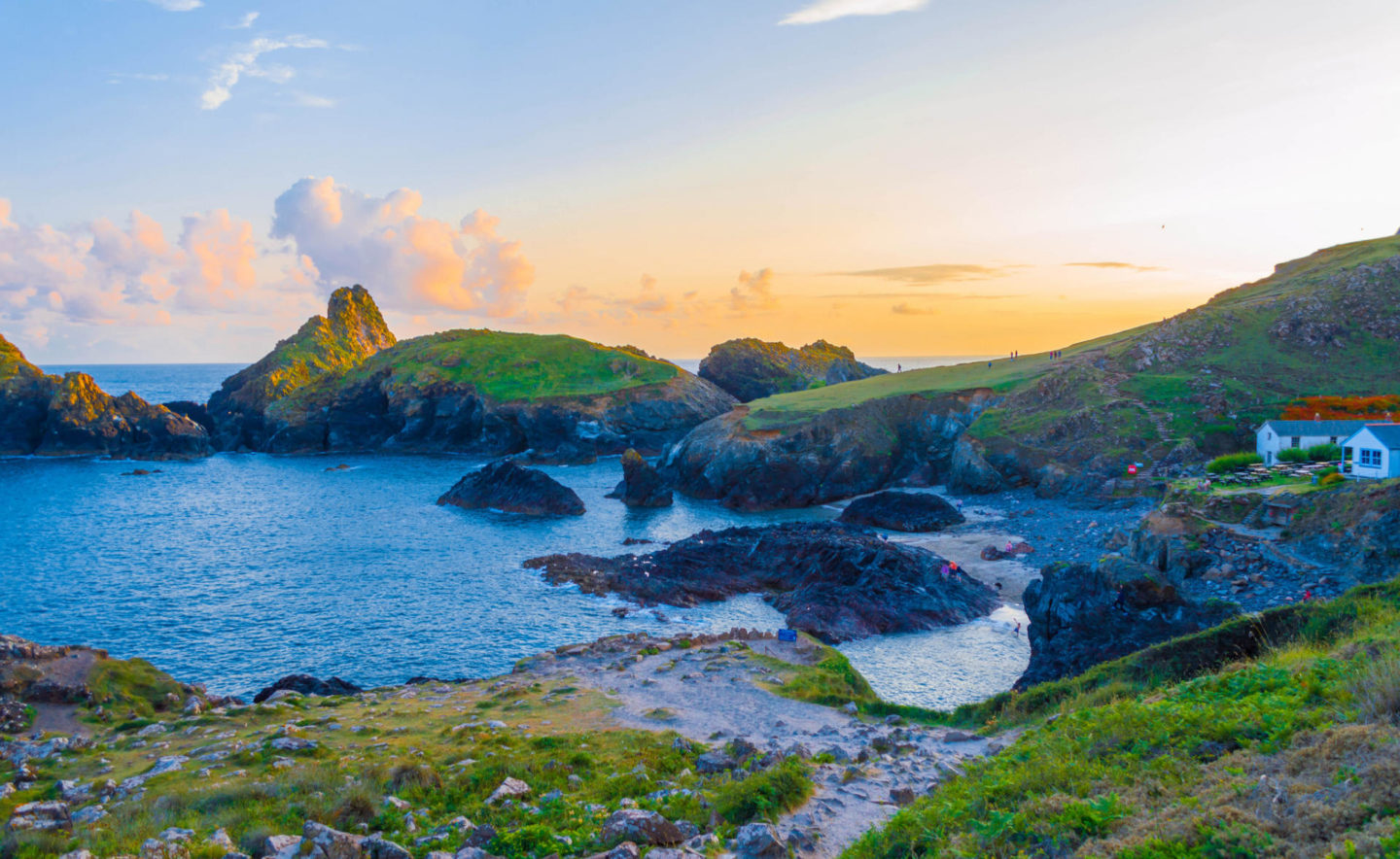 Five Places on my UK Travel Bucket List - Cornwall
