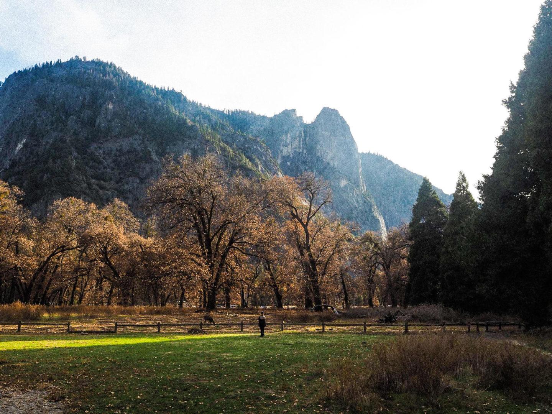 Yosemite National Park - Rachel Nicole UK Blogger